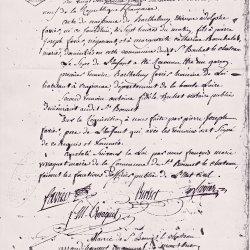 ° 1801 FAVIER Etienne Barthélémy Adolphe